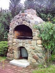 Errichten von sichtschutzanlagen - Gartengrill stein ...